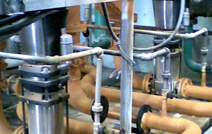 Morgan Foods Condensate piping 3