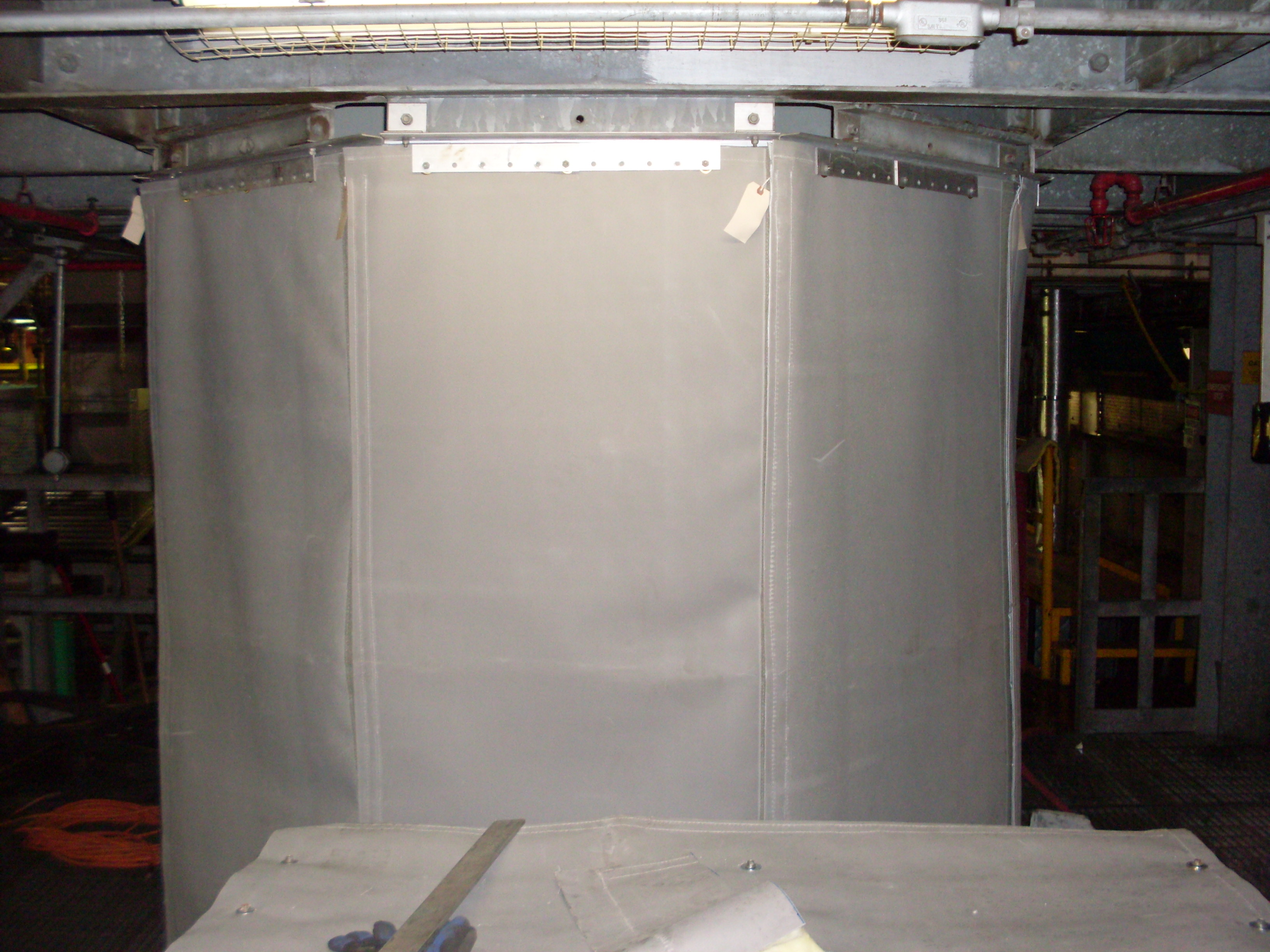 aes llc is able to design fabricate and install a wide variety of sound reducing partitions curtains and blankets we specialize in industrial sound